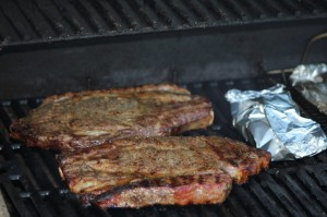 These steaks may not be what I would consider moderation, but you can always share:)