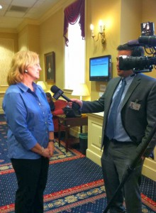 My interview with WBOC on GMO labeling.
