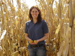 Kristie Swenson is a family farmer in Trimont and CommonGround volunteer.